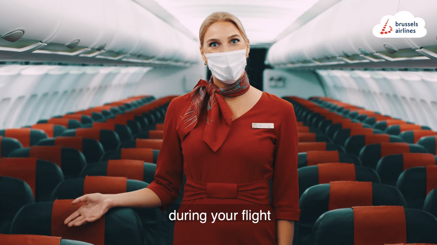 Brussels Airlines maatregelen corona - Change is in the air